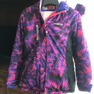 ZeroXposure Girl's Coat - Size 14